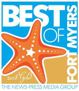 Best of Fort Myers Gold Winner logo